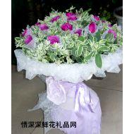 深圳鲜花,温柔佳人