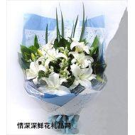 亲情鲜花,夏日祝福