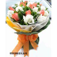 生日鲜花,爱你没商量