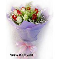 夫妻鲜花,最浪漫的事