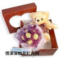 礼盒花束,爱是这样甜