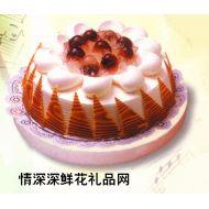 情人蛋糕,恋恋柔情(10寸)