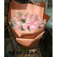 情人节鲜花,爱的记忆