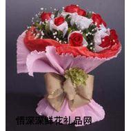 沈阳鲜花,爱的牵挂
