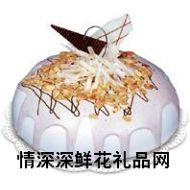 慕斯蛋糕,梦幻王朝(卡布基诺)