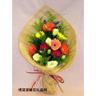 中秋节鲜花,彩色世界