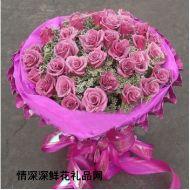 春节鲜花,童话
