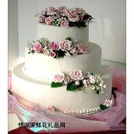 婚�Y蛋糕,今生�s定
