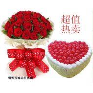 生日鲜花,爱的祝福