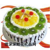 水果蛋糕,水果蛋糕