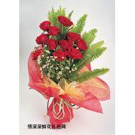 广州鲜花,心目中的圣女