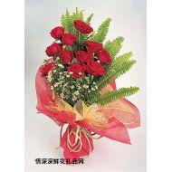 武汉鲜花,玛丽亚