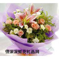 大连鲜花,温幸如你