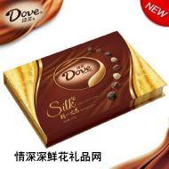 精美巧克力,德芙巧克力精心之选320克