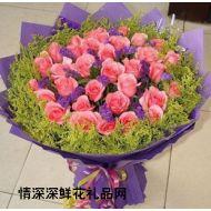 情人节鲜花,爱的春天