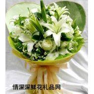教师节鲜花,收获