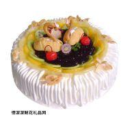 水果蛋糕,天长地久(仅限送海南)
