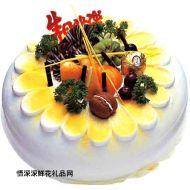 水果蛋糕,流星花园(仅限送海南)