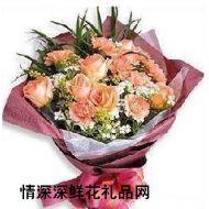 亲情鲜花,默默的付出-母亲节特价